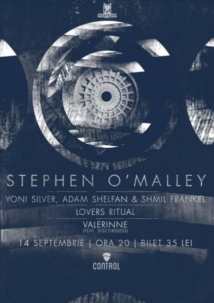 Stephen O'Malley (solo) @ Control Club