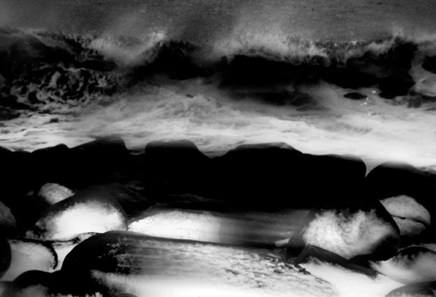 Stephen O'Malley (solo) @ A Touch Of Noir Festival / CCR Opderschmelz