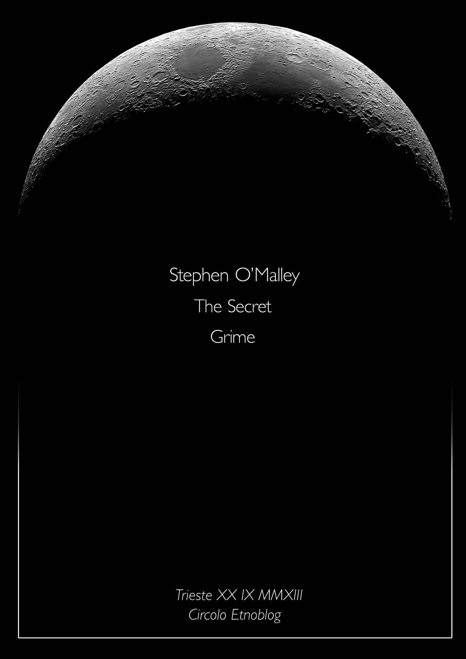 Stephen O'Malley (solo) @ Etnoblog