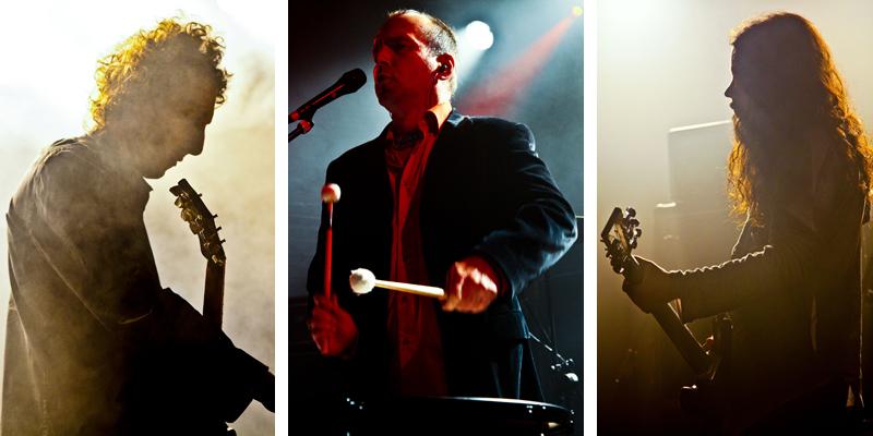 GRAVETEMPLE (Csihar, Ambarchi, O'Malley trio) @ Tectonics Adelaide Festival 2014