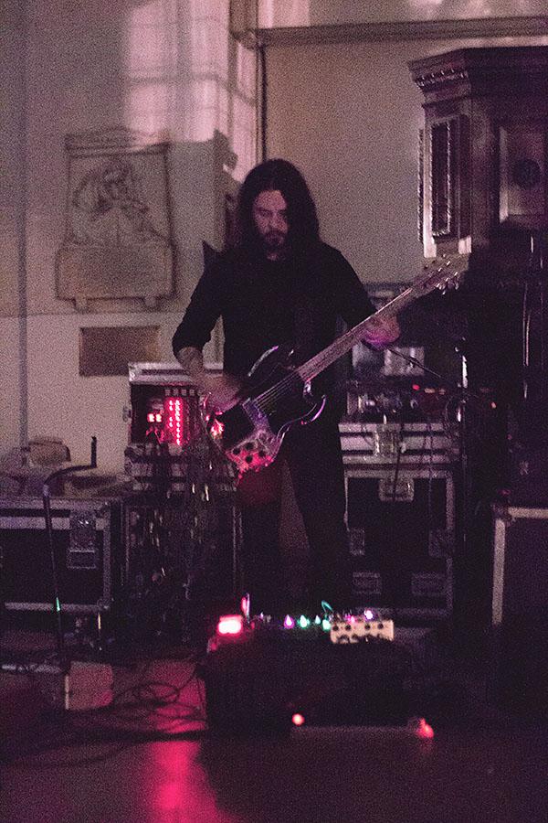 Stephen O'Malley (solo) @ Fuzz Live Music Club