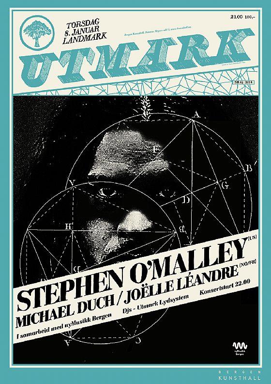 Stephen O'Malley (solo) @ Landmark @ Bergen Kunsthall