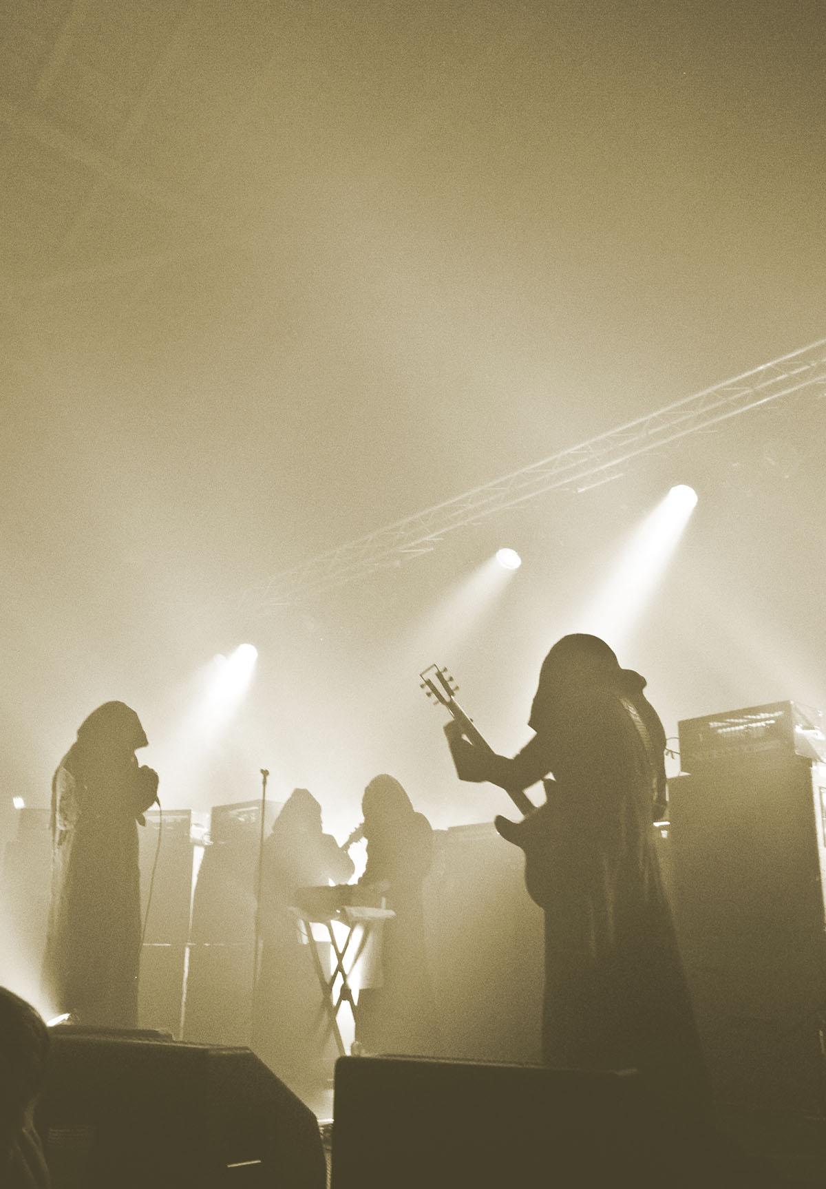 SUNN O))) @ Brutal Assault Festival