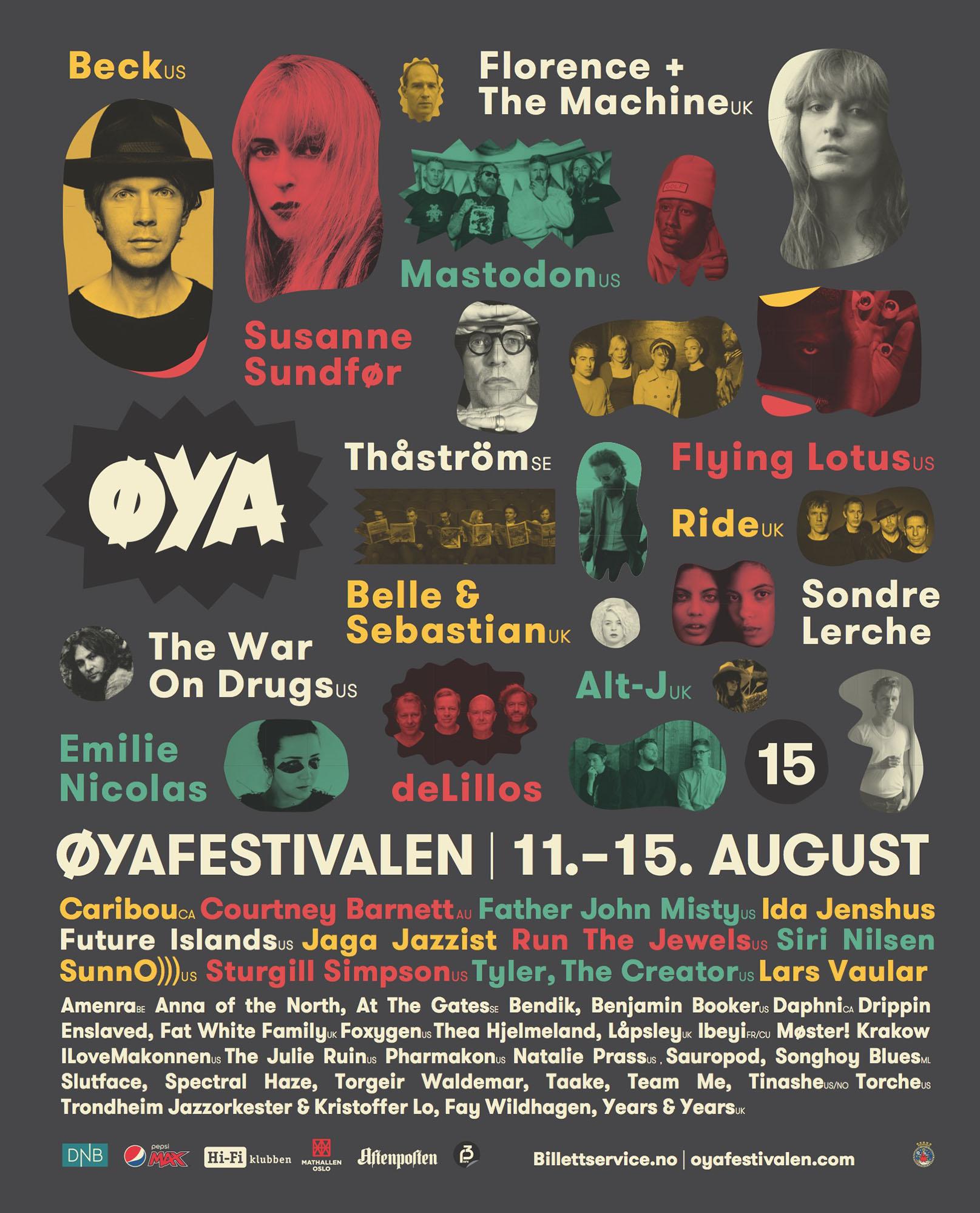 SUNN O))) @ Øya Festival