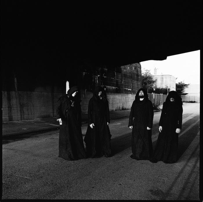 SUNN O))) @ David Byrne's Meltdown / Southbank centre