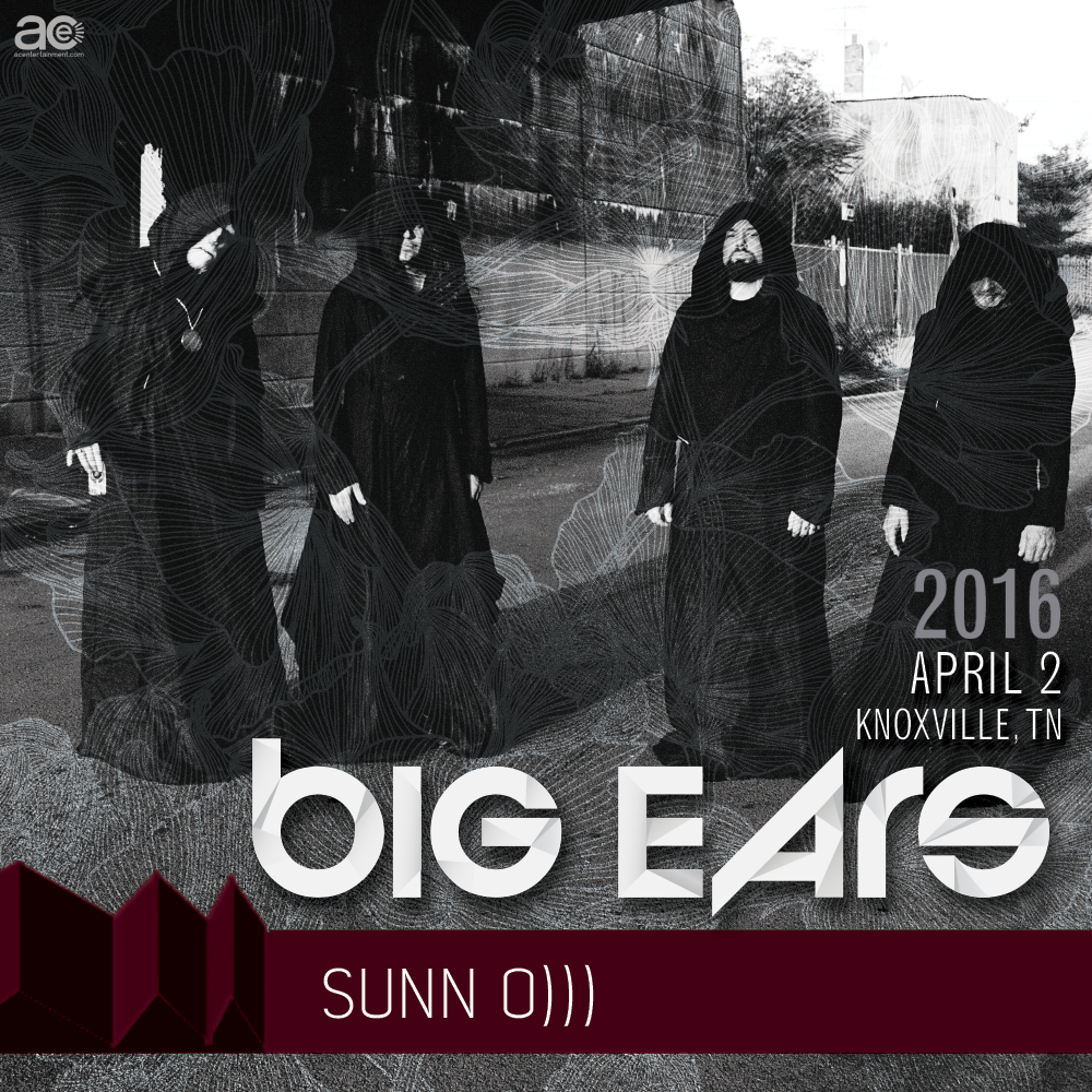 SUNN O))) @ Big Ears Festival