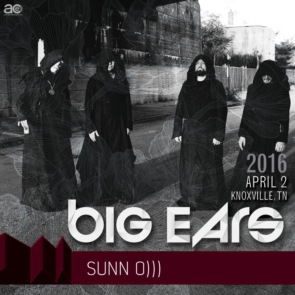 SUNN O))) @ Big Ears Festival
