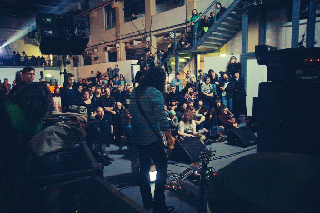 Stephen O'Malley (solo) @ CTM Festival / Berghain