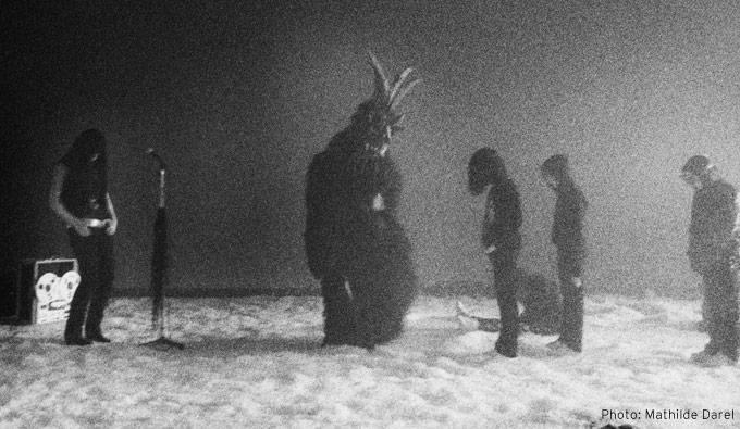KINDERTOTENLIEDER (directed by Gisèle Vienne, live music KTL) @ Centre Georges Pompidou