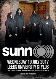 SUNN O))) @ Leeds University Stylus