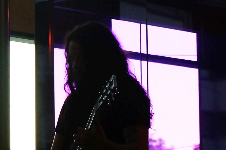 Stephen O'Malley (solo) @ DREAM music festival / Malmö Live Konserthus