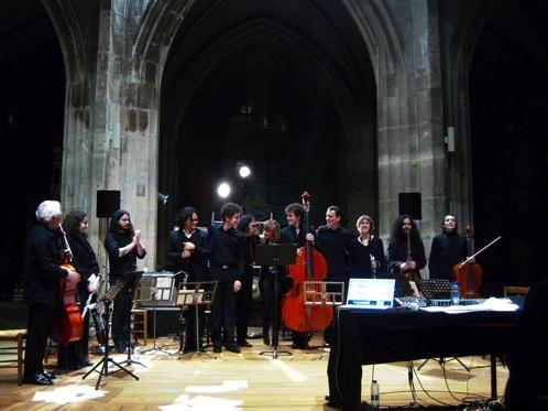 Iancu Dumitrescu & Ana-Maria Avram (w/ Hyperion Ensemble & S. O'Malley) @ LSO St Luke's Jerwood Hall