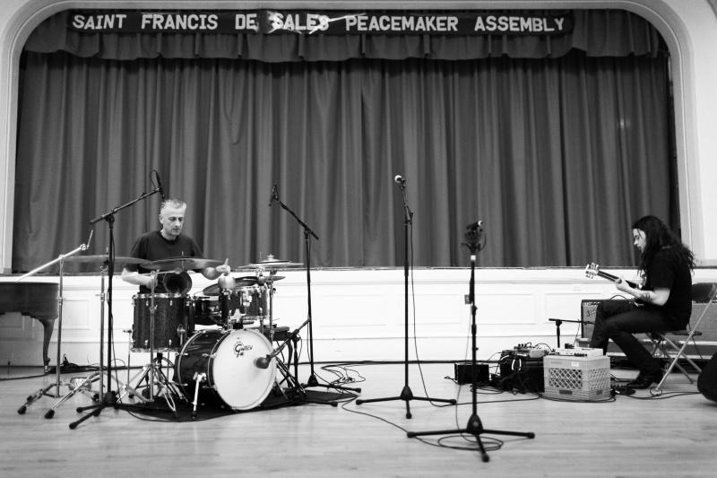 Saint Francis Duo (Steve Noble & Stephen O'Malley) @ Akademie der Künste