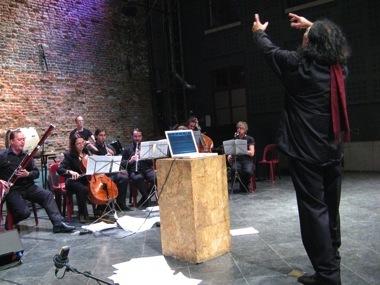Iancu Dumitrescu & Ana-Maria Avram (w/ Hyperion Ensemble & S. O'Malley) @ NK