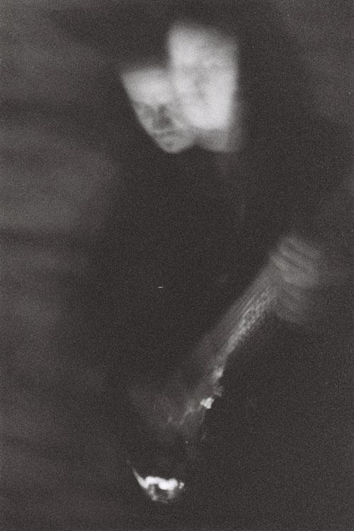 Stephen O'Malley (solo) @ La Triennale 2012 @ Palais Tokyo
