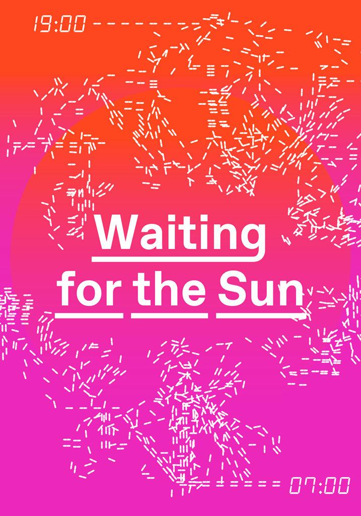 Stephen O'Malley (solo)  @ Black Box Theatre / Waiting for the sun festival