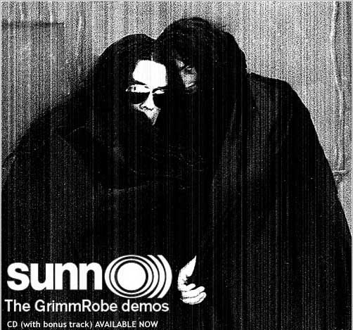 SUNN O))) into the robe