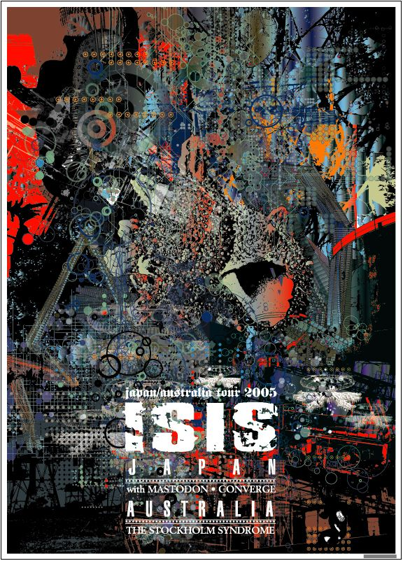 ISIS vs JAP/OZ