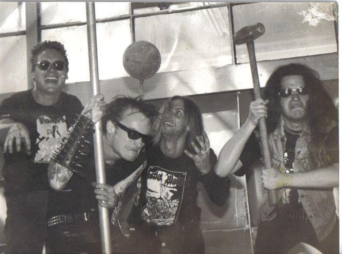 BURNING WITCH 1997