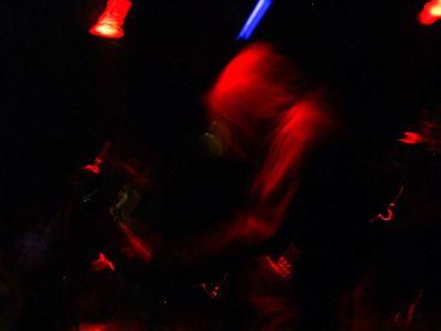 Black Witchery live