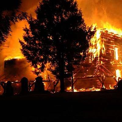 A Blaze in the Polish Sky 2005