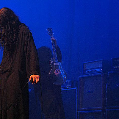 SUNN O))), Volksbühne, Berlin, March 2nd 2006
