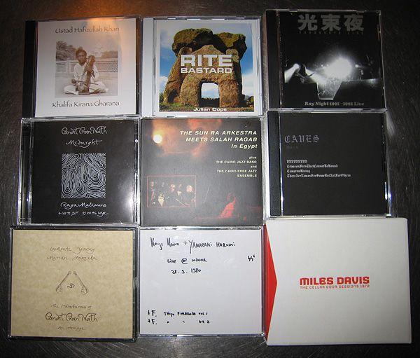 Eastern playlist & junk