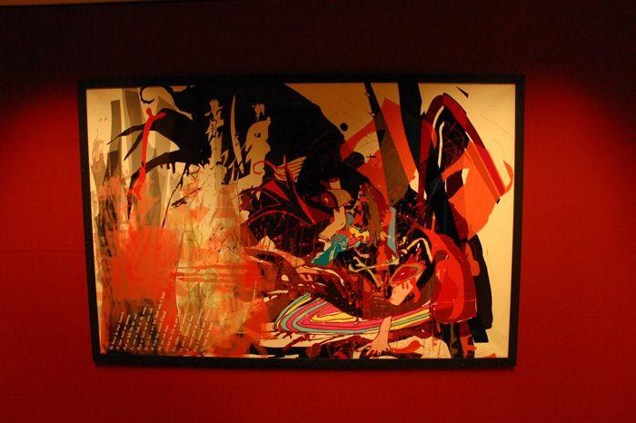 EET at AB gallery in Belgium