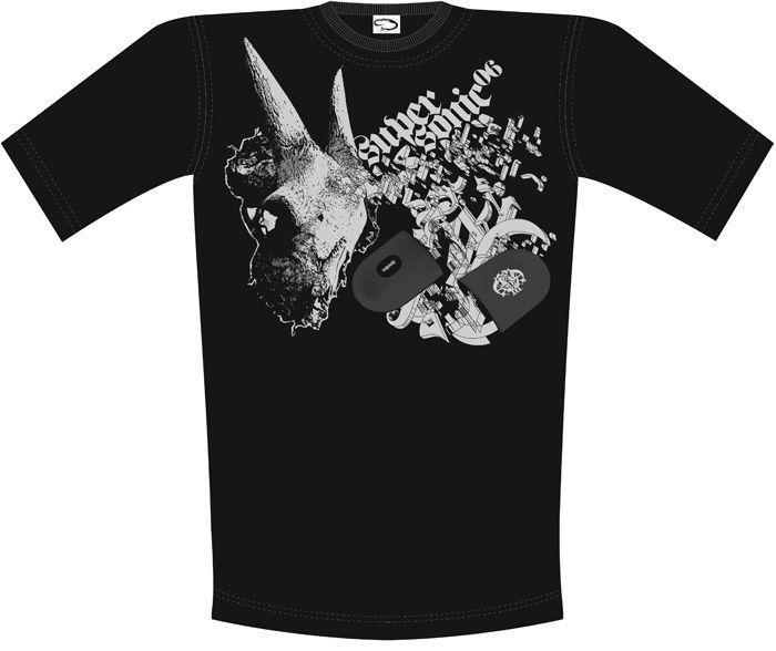 Supersonic 06 shirt design