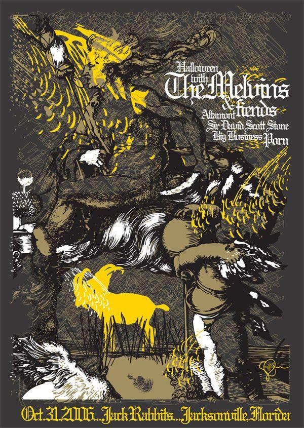 MELVINS & fiends