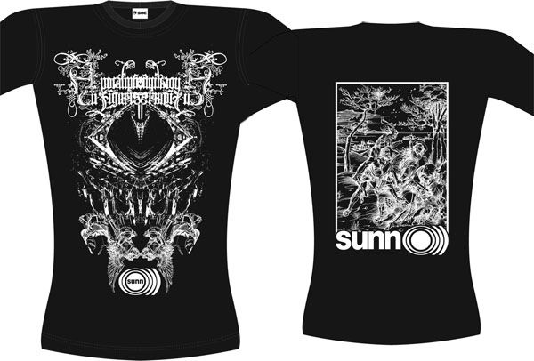 SUNN tour shirt 2