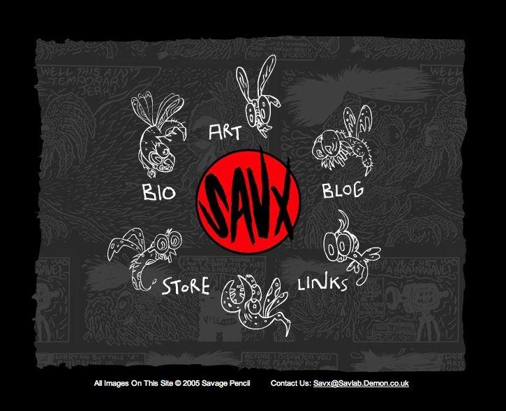 SAVX WEBPAGE!!