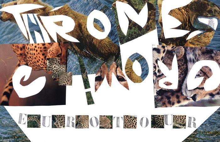 THRONES & GROWING tour