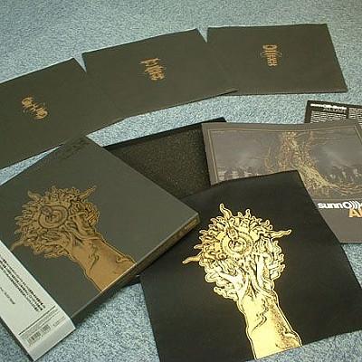 ALTAR 3LP JAPANESE EDITION