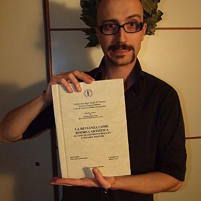 Congrats to Renzo!