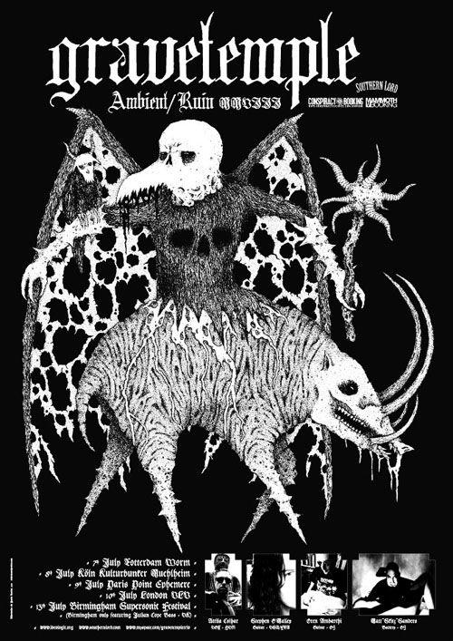 GRAVETEMPLE A1 poster