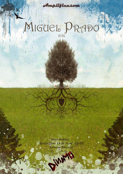 Miguel Prado, listen to him