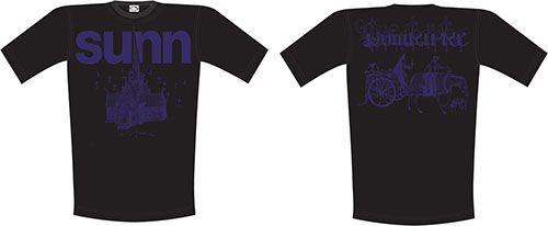 SUNN Ø))) Dømkirke shirt