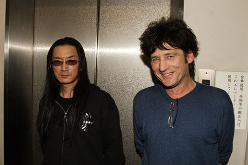November 11th - Studio672/Stadtgarten - Merzbow & Richard Pinhas vs PARIS