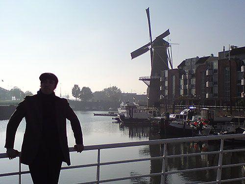 Recording @ WORM / Cem studio, Rotterdam for Eternelle Idole 1008