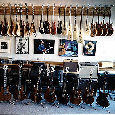 """Bill Kaman - Travis Bean Guitar and Bass Collection"""