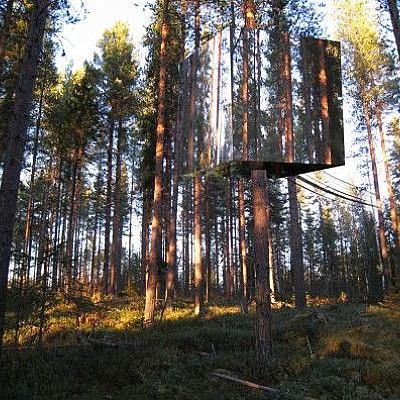 Arch Daily Tree hotel / Tham & Videgård Hansson Arkitekter
