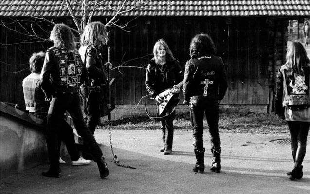 HELLHAMMER/CELTIC FROST Photo History Book Announced