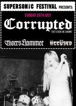 THORR'S HAMMER live