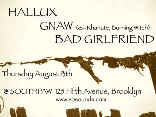 Gnaw in Brooklyn