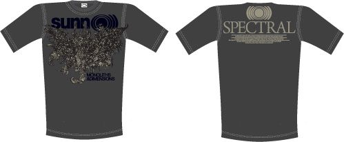 SUNN O))) 0909 East Coast tour cloth