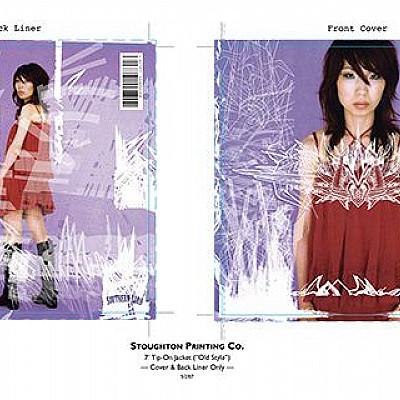 "BORIS ""Japanese Heavy Rock Hits"" singles series covers"