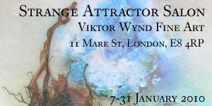 Strange Attractor Salon 7-31 January 2010