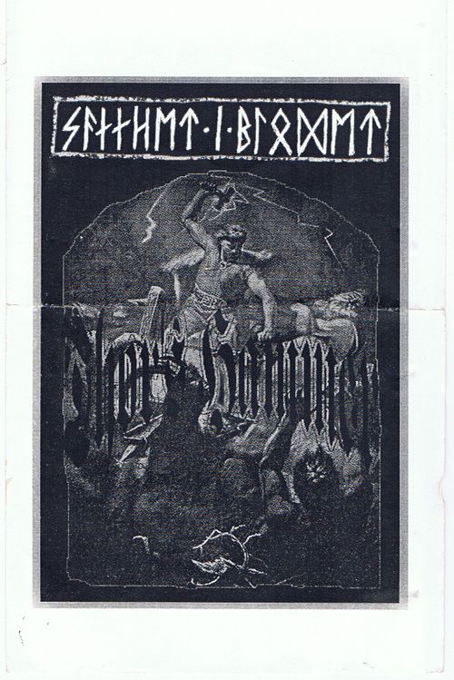 Thorr's Hammer flyer 1994