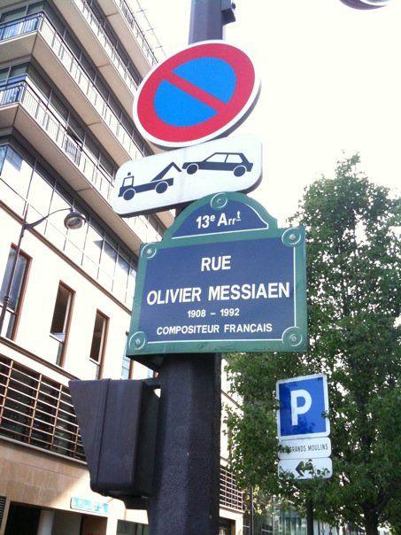 Messiaen in Paris